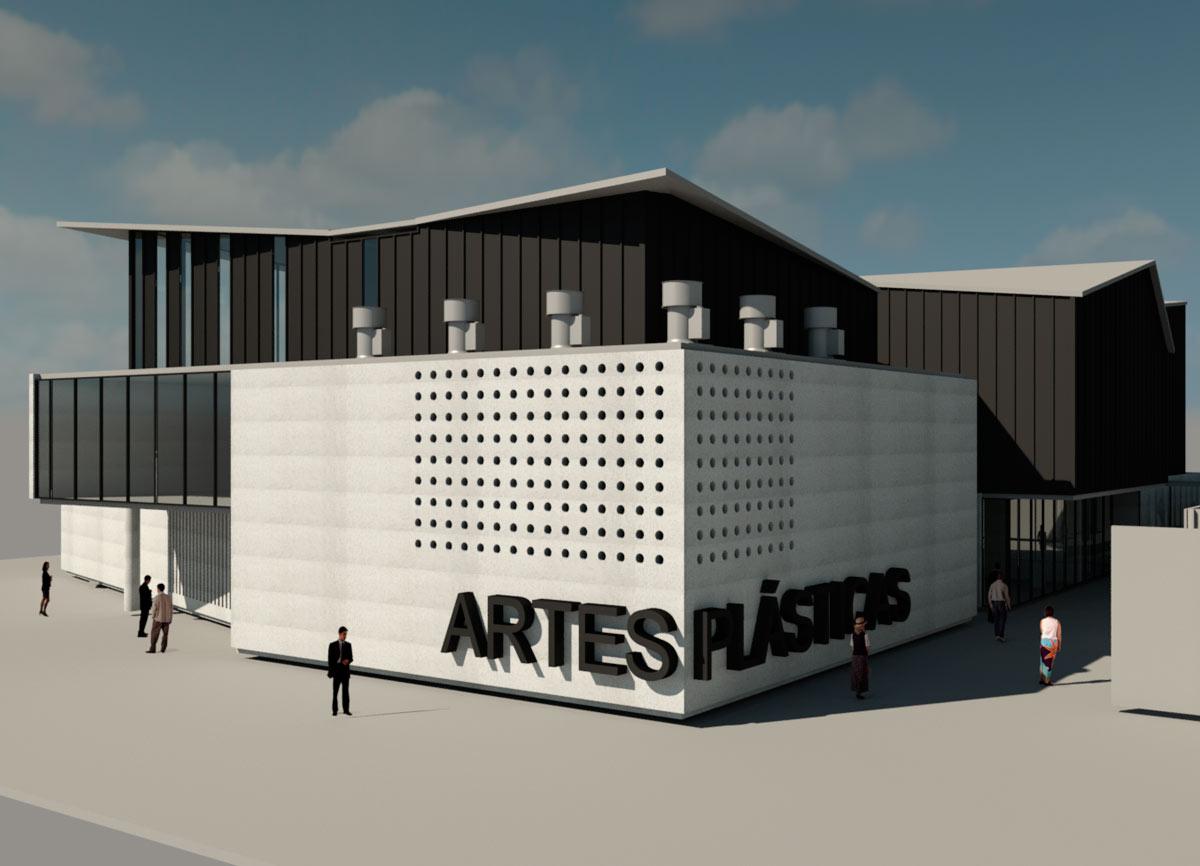 Escuela de Artes Plásticas