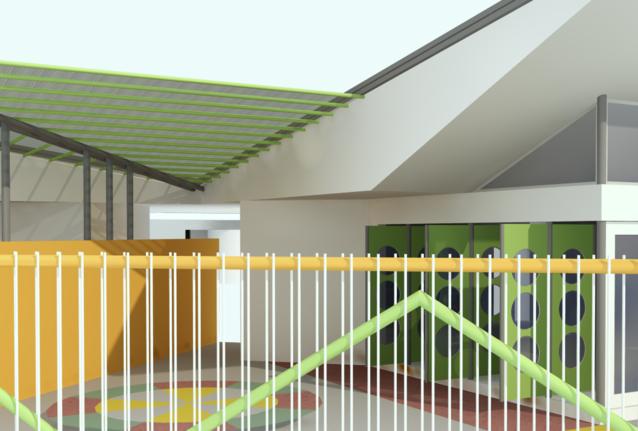 Centro Infantil Laboratorio-Casa Infantil Universitaria